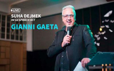 LIVE-Gespräch: Suha Dejmek & Pastor Gianni Gaeta