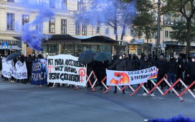 Antifa & ÖH hetzen gegen bunten Marsch fürs Leben